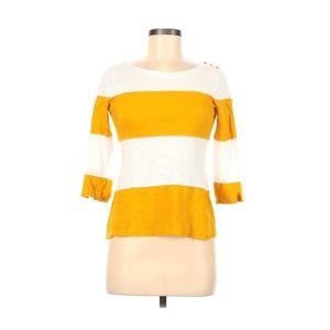 [Banana Republic] Rugby Striped Slub T-Shirt